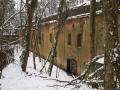 Levý stützpunkt festu Lothringen (redouta Curély).