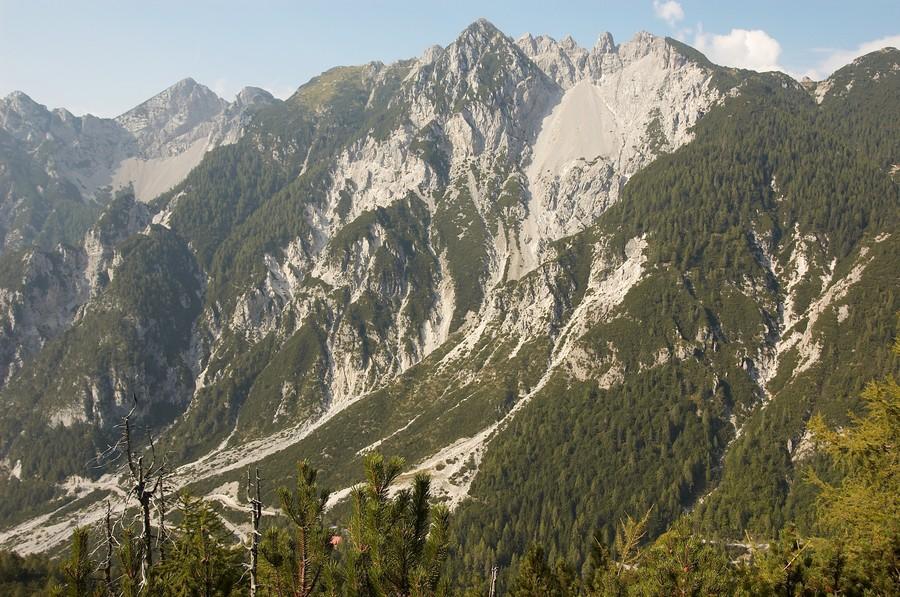 Výhled od M9.
