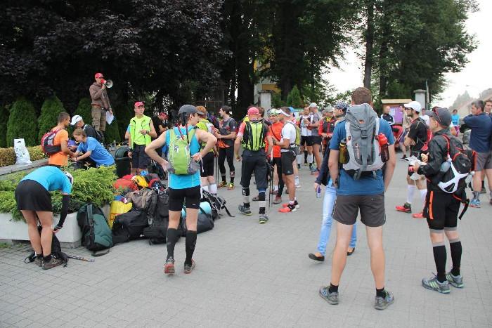 Poslední pomazání před startem. Foto Majka Prokipčáková.