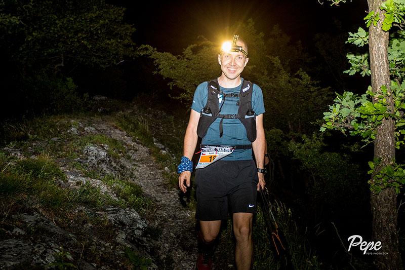 Tak takto vypadá ultramaratonec v krizi :). Foto by Peter Verček / Pepe Photography.